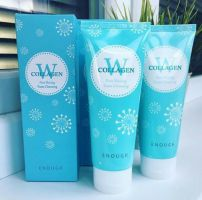 Enough W Collagen Pure Shining Foam Cleansing (фото)