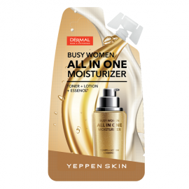 Крем для лица 3 в 1 женский Dermal Yeppen Skin Busy Women All In One Moisturizer