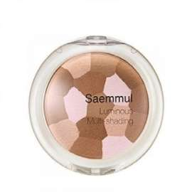 Мультискульптор для лица The Saem Saemmul Luminous Multi Shading