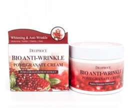 Биокрем против морщин Deoproce Bio Anti-Wrinkle Pomegranate Cream