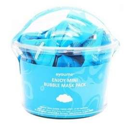 Маска для лица пузырько­вая Ayoume Enjoy Mini Bubble Mask Pack