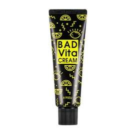 Крем для лица с витаминным комплексом APieu Bad Vita Cream