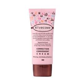 Тональный крем Rivecowe Beyond Beauty Correction Convenient Cream SPF 43 РА+++