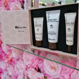 Уходовый набор SECRET SKIN SNAIL+ EGF PERFECT 3 SET